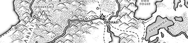 Die Karte des alten Kaiserreiches